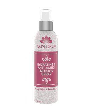 Facial Hydrating Spray with Argireline + HA & Rose Extract - rose extract Facial Hydrating Spray with Argireline