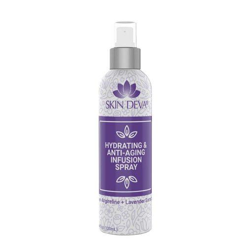Facial Hydrating Spray with Argireline + HA & Lavender Extract