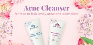 acne cleanser for face