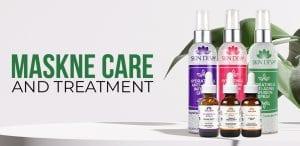 Maskne care and treatment